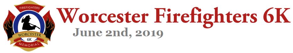 Worcester Firefighters 6K